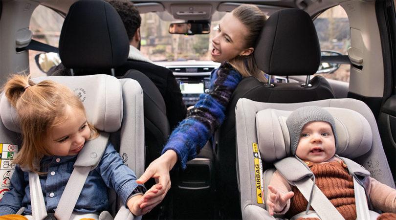 i-Size autostoel