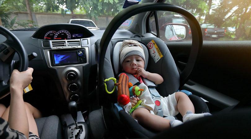 Kinderen en airbags